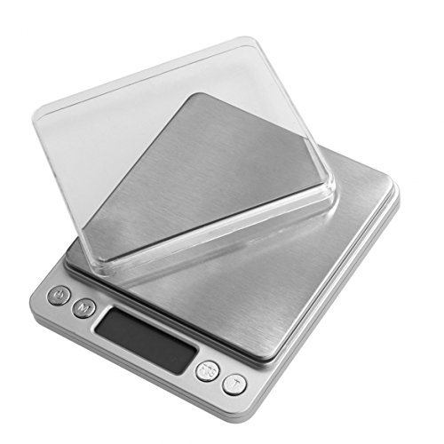 Jigva Professional Digital Jewelry Tabletop Weighing Scale...