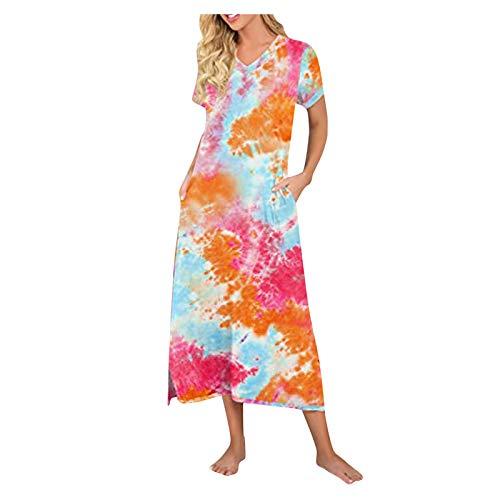 Erotische Wäsche Für Frauen Sexy Reizwäsche Frauen Dessous Damen Sexy BH Weise Nachthemden Nachtwäsche Damen Große Größen Sexy Damen Nachtwäsche Sexy Schlafanzug Frauen (a1-rot,M)