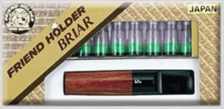 Rare! Friend Holder Briar Cigarette Holder/filter Reduces Tar & Nicotine