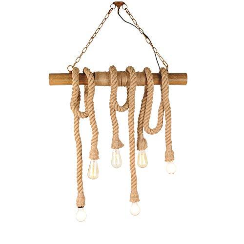 Medusa - Lámpara de techo (6 bombillas)