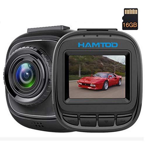 Bewegingsdetectie opnemen HQ15 1,5 inch scherm HD video van de auto DVR, met TF-