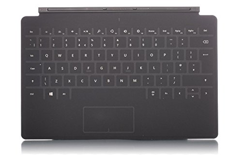Teclado Surface Touch Cover 2 - Funda Teclado QWERTY-Surface,Surface