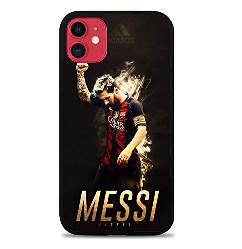 PEWORWEY Case/Handyhülle/Hülle/Coque/Custodia/Carcasa/Cover/Shell,Lionel Messi DIY Phone Case for iPhone 6Plus, Lionel-Messi,[M709-2023]