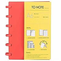 オフィス用品、面白い筆記具、美しい外観だけで使用できます ビジネスギフト 学校の子供たちの学習ギフト(Blank (red))