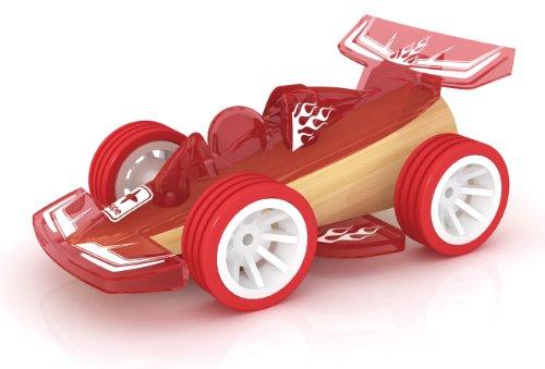 Hape - E5500 - Véhicule Miniature - Modèle Simple - Racer
