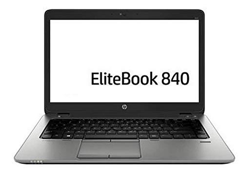 Notebook HP EliteBook 840 G3 RAM 8Gb SSD 256Gb 14' Windows 10 Professional Microsoft Authorized Refurbisher (Ricondizionato), Silver