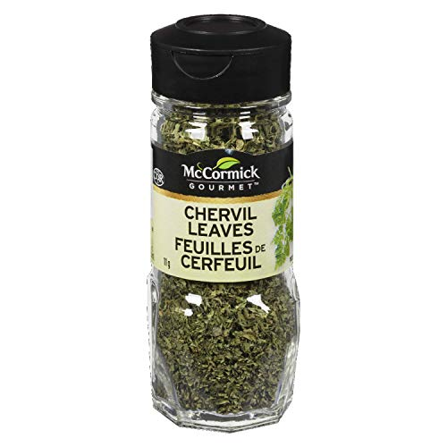 Mccormick Gourmet Chervil Leaves 11gm, 6-count