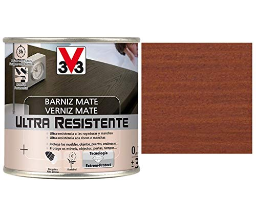 BARNIZ MADERA INTERIOR V33 SAPELLY