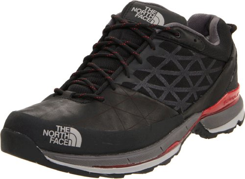 e3a15387cf4 The North Face Men's Havoc GTX XCR Hiking Shoe,TNF Black/TNF Red,9.5 M US