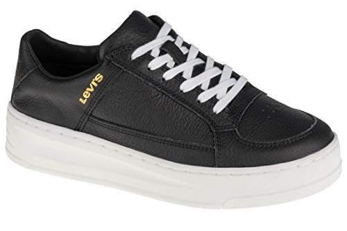 Levi's 232335-700-59_36  Zapatillas Mujer  Negro  EU