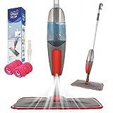 Best Spray Mops - Spray Mop,Aiglam Floor Mop, 550ml Microfibre Mop Review