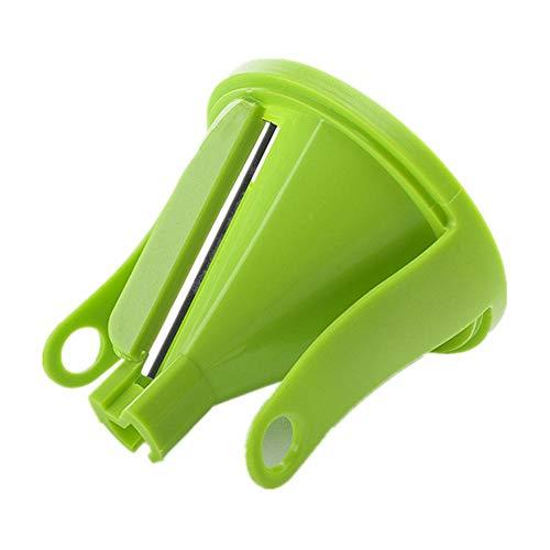 HJCWL 1 stks Keuken Gereedschap Accessoires Gadget trechter Model Spiraal Slicer Plantaardige Shred Apparaat Koken Salade Wortel Radijs Snijder