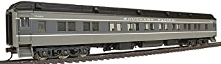 Walthers HO 10309 Pullman Heavyweight 28-1 Parlor Car - Ready to Run -- Southern Pacific (TM) two tone gray