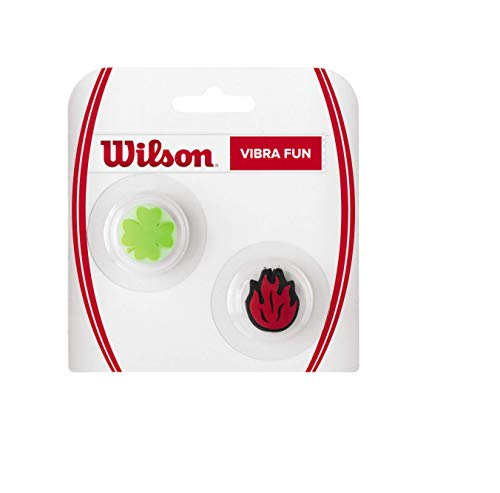 Wilson Dampener Glitter Hearts Amortiguador Raquetas, Unisex Adulto, Multicolor, NS