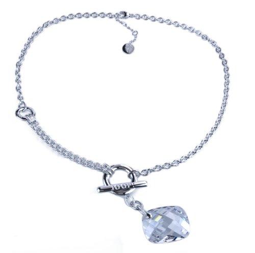 Joop! Damen-Halskette mit Anhänger 925 Sterling Silber JPNL90317A420
