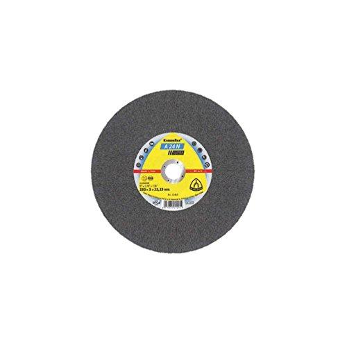 KLINGSPOR 235377 A 24 N Disques à tronçonner courbés 150 x 2,5 x 22,23 mm (contenance : 25)