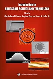 Introduction to Nanoscale Science and Technology (Nanostructure Science and Technology Book 6)