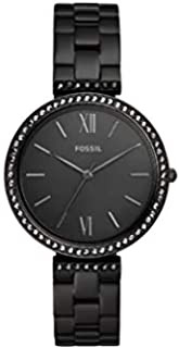 Fossil Womens Quartz Watch, Analog Display and Stainless Steel Strap ES4540