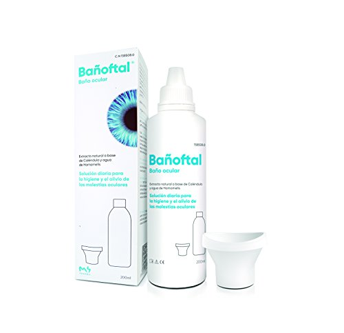 Banoftal Solución Lentes de Contacto - 200 ml