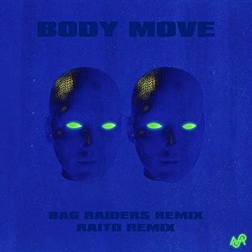 Body Move (Remixes)