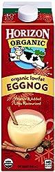 Horizon Organic Low-fat Eggnog, 32 oz