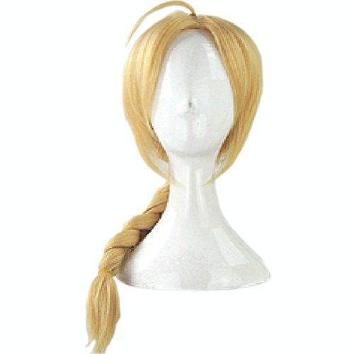 60CM Tresse rétro extensions cheveux femme rajout cheveux perruque blonde