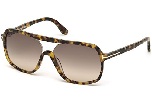 Tom Ford Gafas de sol Robert FT0442 C59 53F (blonde havana/gradient brown)