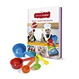 Becherküche® Band 8: Kreative Motivkuchen | Backset inklusive 5 bunten Messbechern zum Abmessen der Zutaten | Mit Motivkuchen für Jede Jahreszeit [Deutsch]