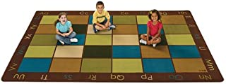 Carpets for Kids 18112 Nature's Colors Seating Kids Rug Rug Size: 7'6