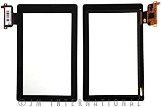 "ePartSolution_Touch Screen Digitizer Glass Lens for Amazon Kindle Fire 1st 1 Gen 7.0"" D01E D01400 Replacement Part"