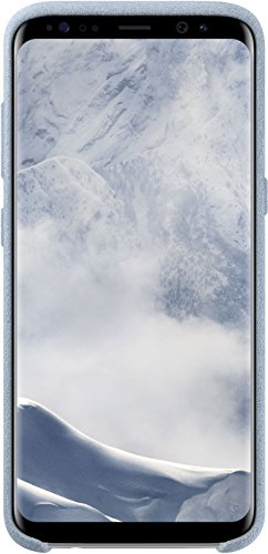 Samsung EF-XG950AMEGWW Alcantara Hülle (geeignet für Samsung S8), Mint