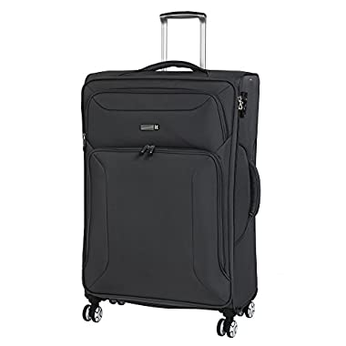 it luggage Megalite Fascia 31.5  Expandable Checked Spinner Luggage - eBags