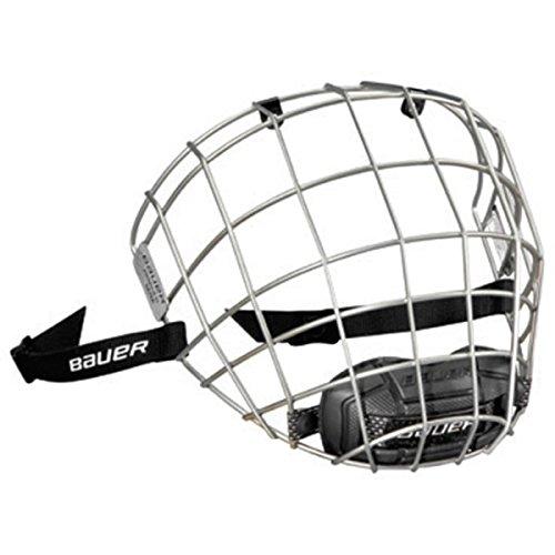 Bauer Facemask Profile III Gitter, Größe:XS, Farbe:Silber