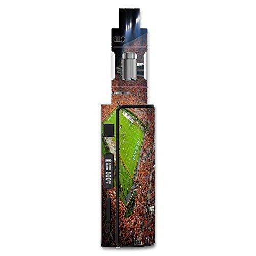 Eleaf iStick 60W TC Melo 2 Vape E-Cig Mod Box Vinyl DECAL STICKER Skin Wrap / College Football Stadiums