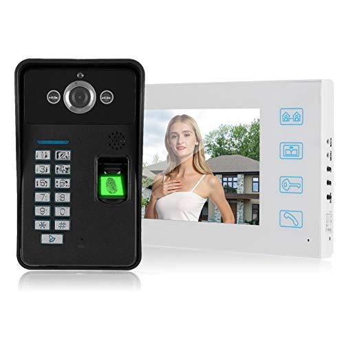 Timbre Video del Kit del teléfono de la Puerta, para el apartamento, para Las oficinas(European regulations)