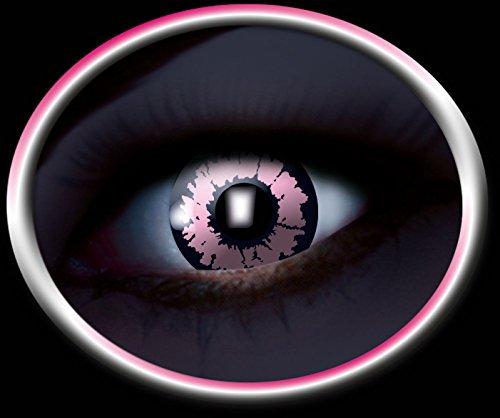 UV Pink Animal Kontaktlinsen