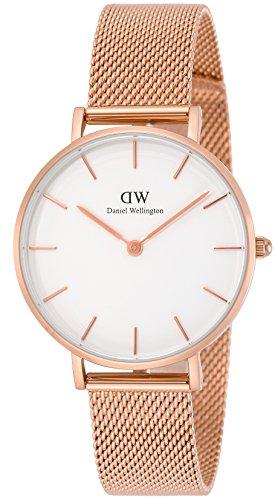 [ダニエル・ウェリントン] 腕時計 Classic Petite Melrose DW00100163 レディース 並行輸入品 ピンクゴールド