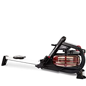 riviers rowing machine with white background