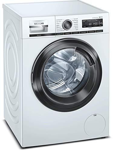 Siemens iQ700 WM14VMA1 Waschmaschine / 9 kg / A+++ / 152 kWh / 1400 u/min / antiFlecken System / speedPack XL für schnelles Waschen / Nachlegefunktion