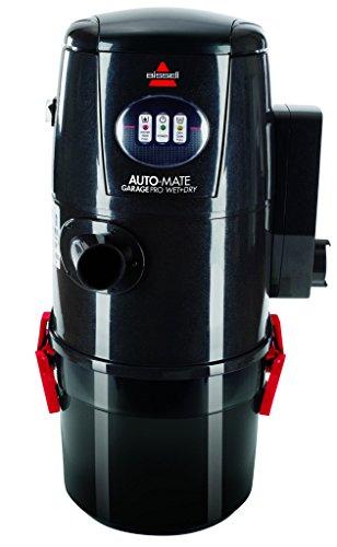 BISSELL AutoMate GaragePro Aspiradora en seco y húmedo y soplador, Para cochera o taller, 1400W