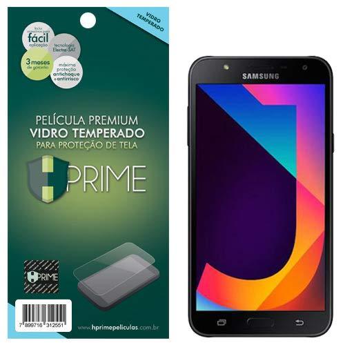 Pelicula de Vidro Temperado 9h para Samsung Galaxy J7 Prime/J7 Prime 2, HPrime, Película Protetora de Tela para Celular, Transparente