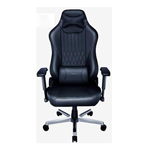 Game Chair,Gaming Chair Ergonomic Desk Chair Computer Office Chair With Flip Armrests and Lumbar Support Height Adjustable Black black3