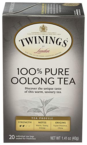 commercial Twinings China Oolong Tea, 20 ct oolong tea bags
