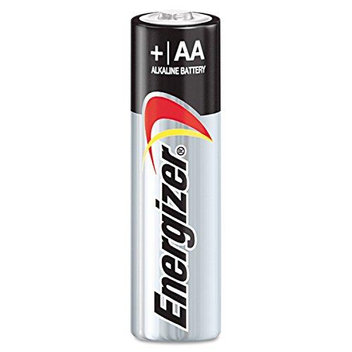 Energizer - MAX Alkaline Batterien, AA, 12 Batterien/Pack - Einzelpäckchen, 1 Stück - Dependable, kraftvolle Leistung.