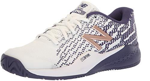 New Balance Women's 996 V3 Hard Court Tennis Shoe, Wild Indigo, 11 D US
