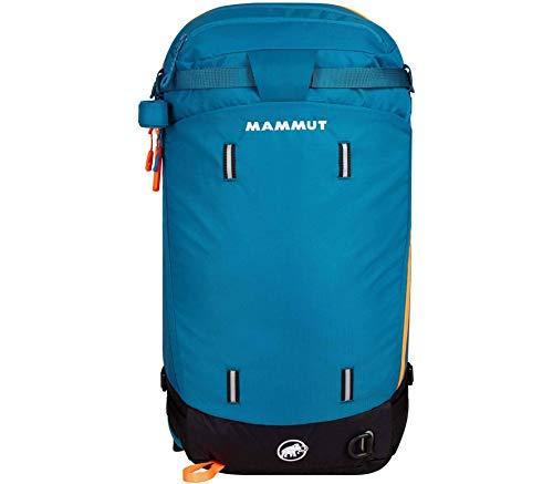 Mammut Mochila Light Protection Airbag 3.0 Mochila airbag, Unisex Adulto, Sapphire/Black, 30 L