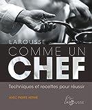 Comme un chef - Nouvelle présentation - Larousse - 12/10/2011