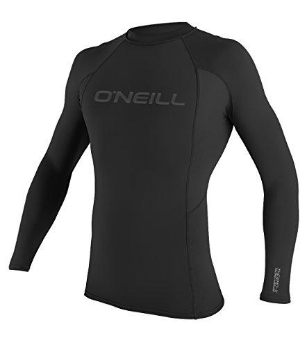 O'Neill Men's Thermo-X Long Sleeve Crew, Black, 2XL