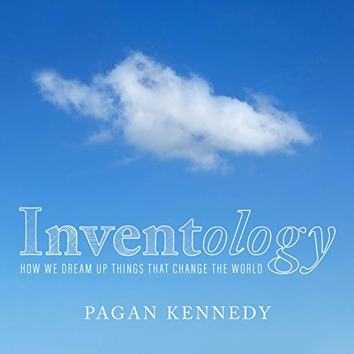 Inventology audiobook cover art