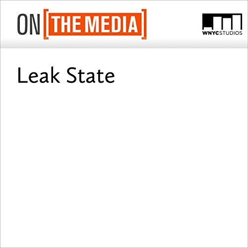 Leak State audiobook cover art